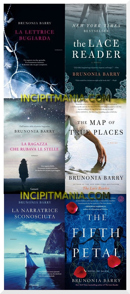 Bibliografia di Brunonia Barry