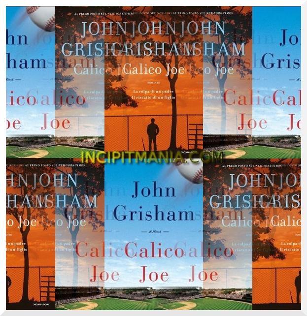 Calico Joe di John Grisham