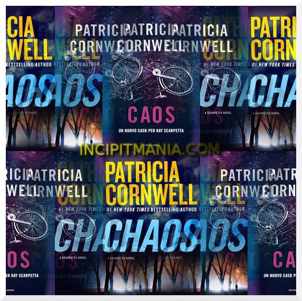 Caos di Patricia Cornwell