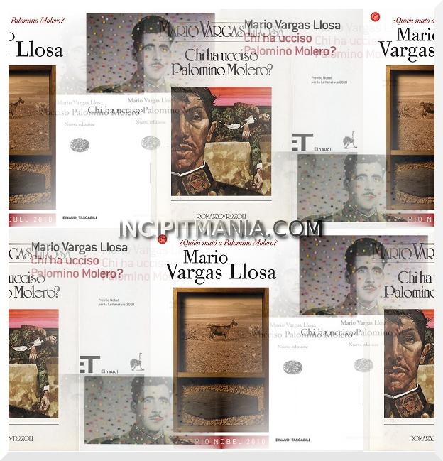 Copertine di Chi ha ucciso Palomino Molero? di Mario Vargas Llosa