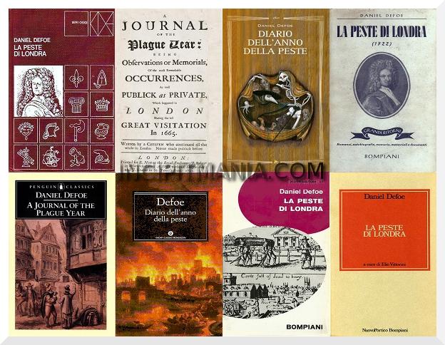 Diario dell'anno della peste di Daniel Defoe