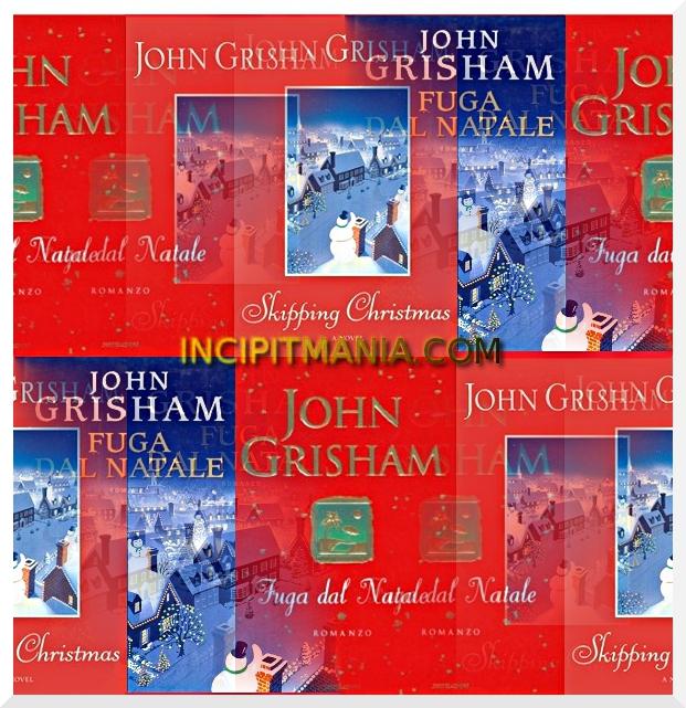 Fuga dal Natale di John Grisham