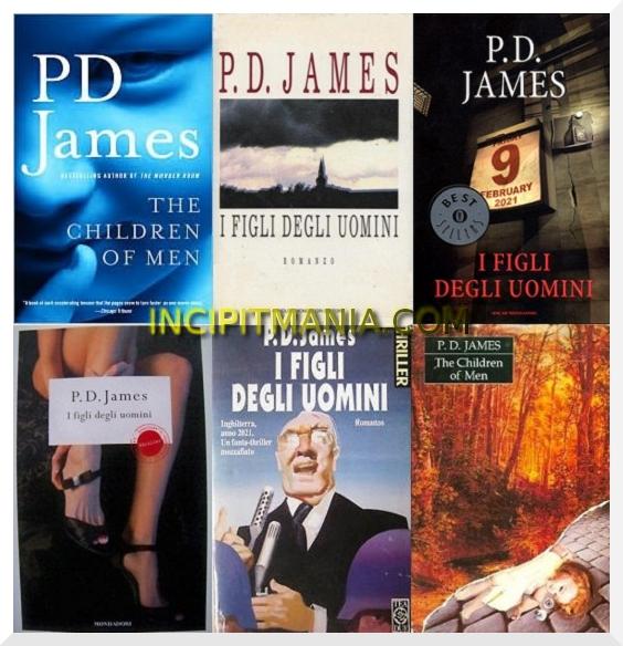 I figli degli uomini di P.D. James