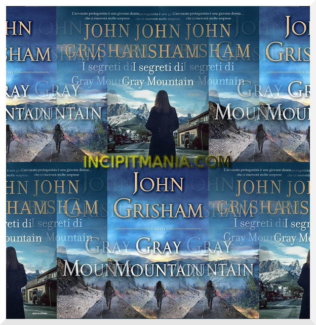 segreti di Gray Mountain di John Grisham