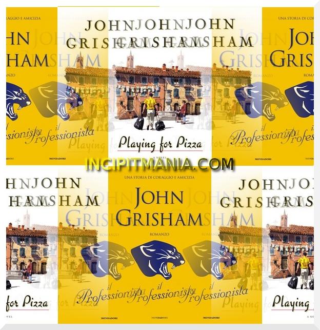 Il professionista di John Grisham