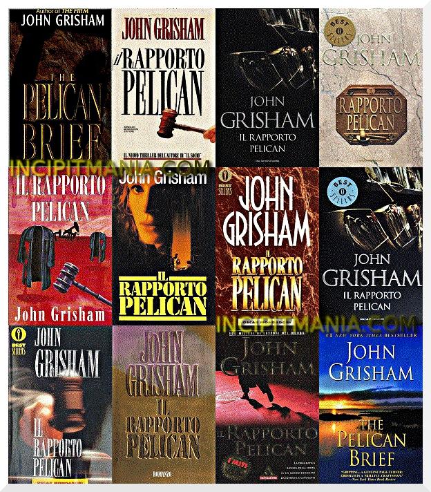Il rapporto Pelican di John Grisham