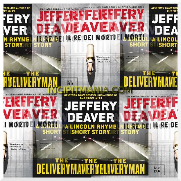 Copertine di Il re dei morti di Jeffery Deaver