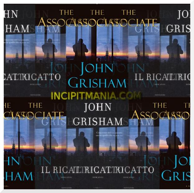 Il ricatto di John Grisham