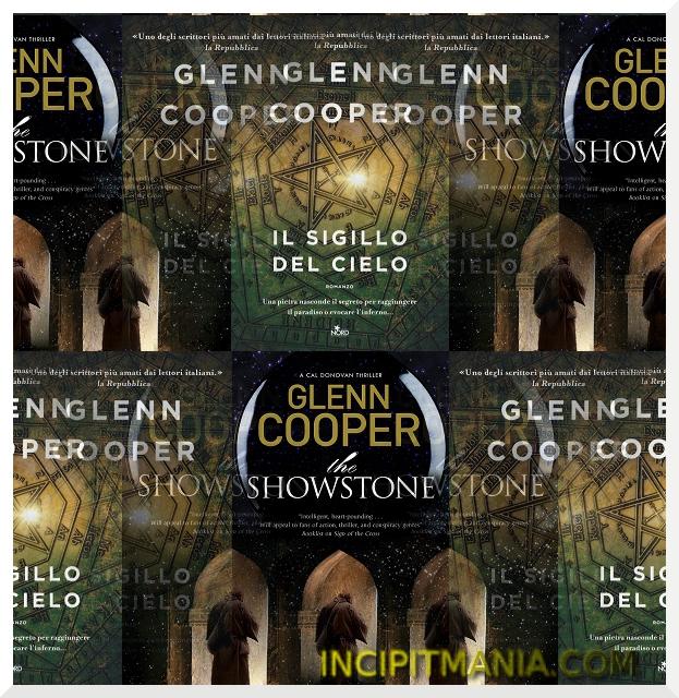 Copertine di Il sigillo del cielo di Glenn Cooper