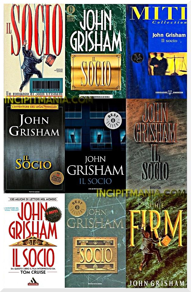 Il socio di John Grisham