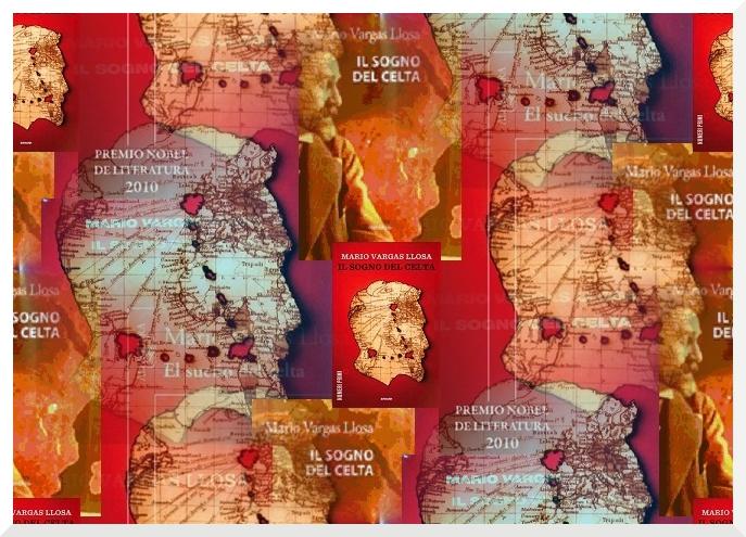 Copertine di Il sogno del celta di Mario Vargas Llosa