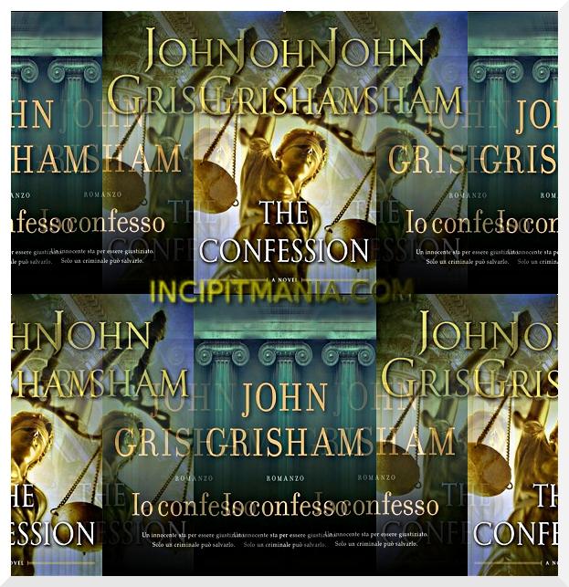 Io confesso di John Grisham