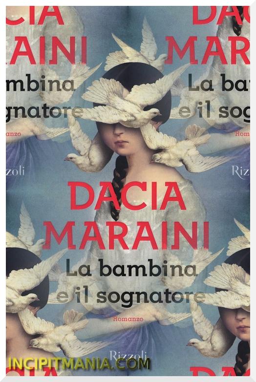 Copertina di La bambina e il sognatore di Dacia Maraini