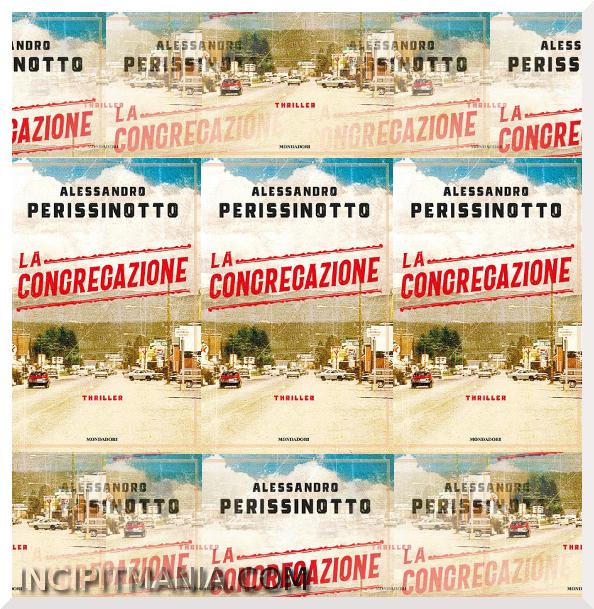 Copertine di La congregazione di Alessandro Perissinotto