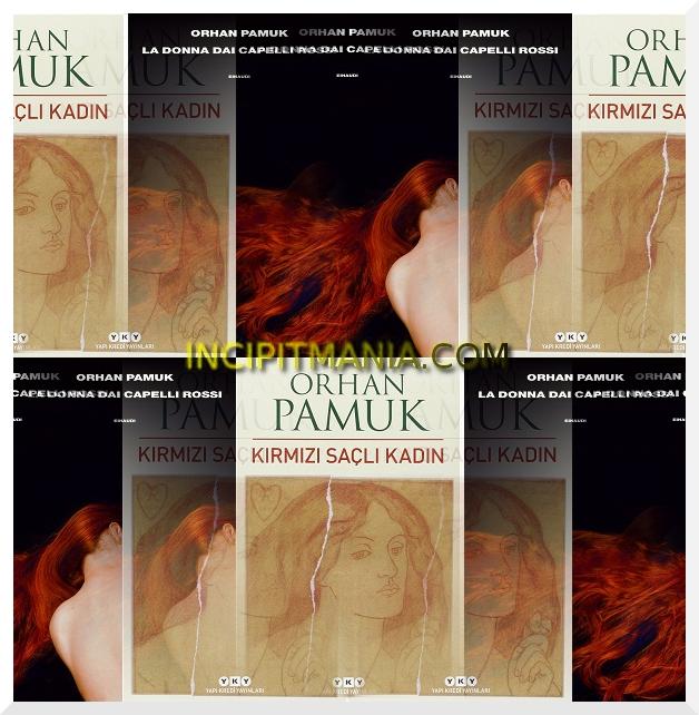 La donna dai capelli rossi di Orhan Pamuk