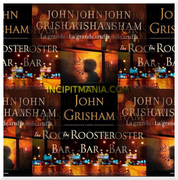 Copertine di La grande truffa di John Grisham