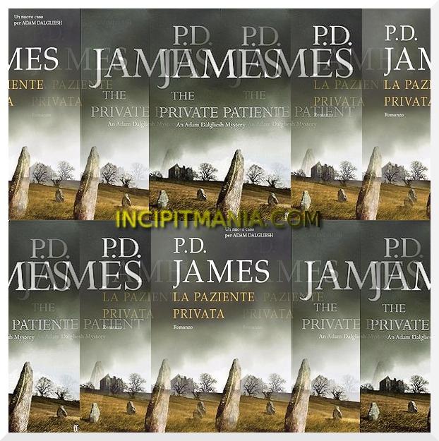 La paziente privata di P.D. James