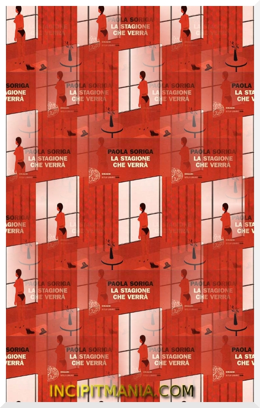 Copertine di La stagione che verrà di Paola Soriga