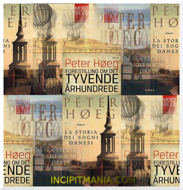 La storia dei sogni danesi di Peter Hoeg