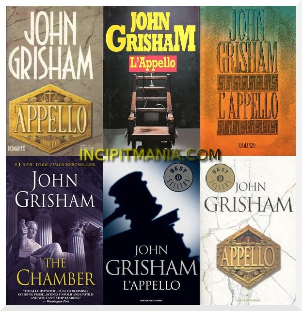 L'appello di John Grisham