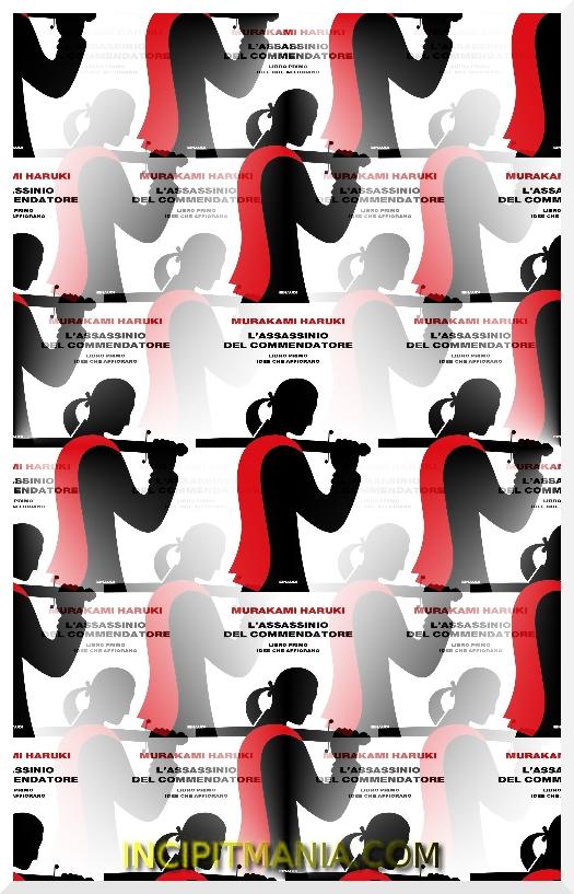 Copertina di L'assassinio del Commendatore Libro primo Idee che affiorano di Haruki Murakami