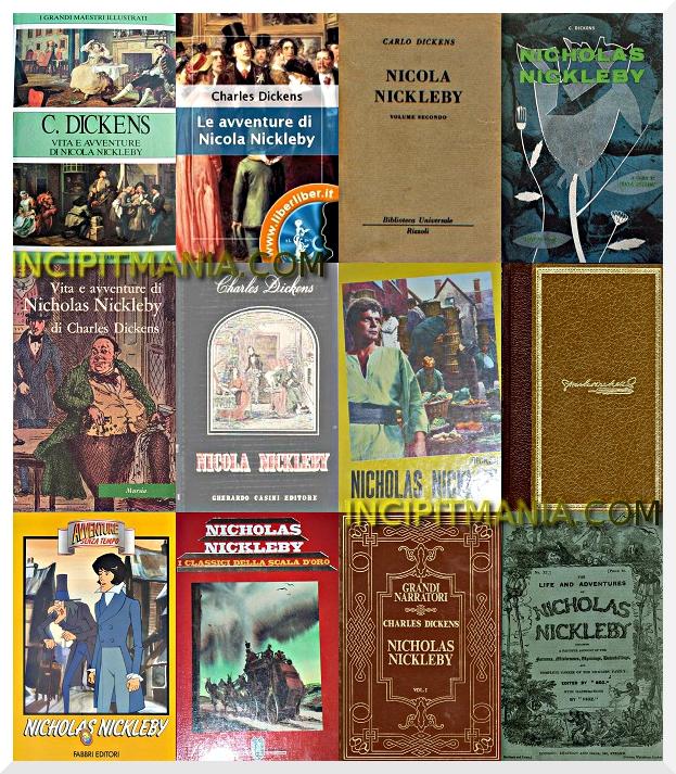 Le avventure di Nicola Nickleby di Charles Dickens