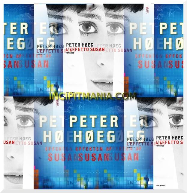 Copertine di L'effetto Susan di Peter Høeg
