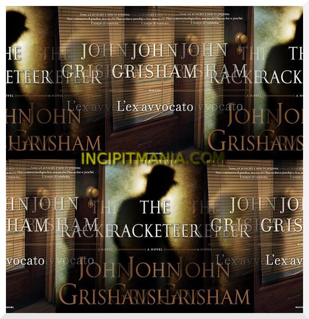 Copertine di L'ex avvocato di John Grisham