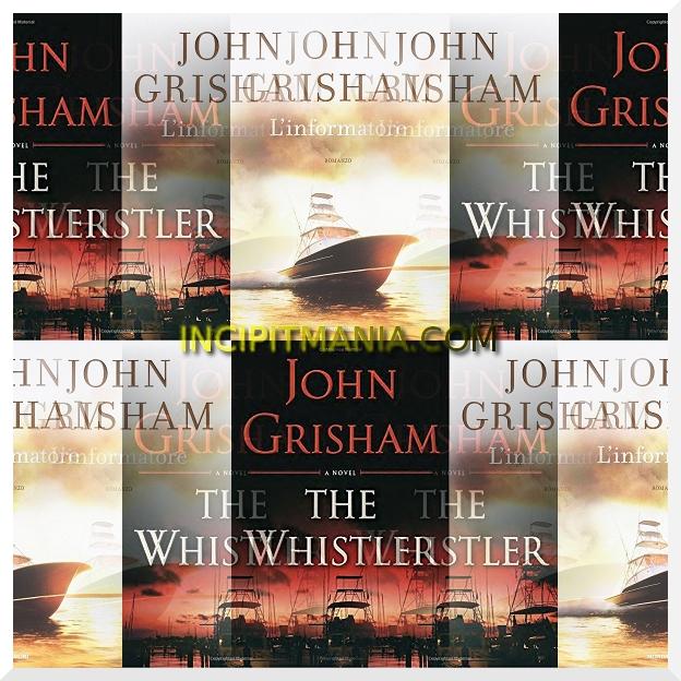Copertine di L'informatore di John Grisham