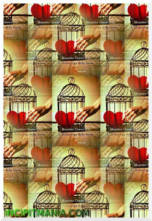 Copertina di L'ultima riga delle favole di Massimo Gramellini
