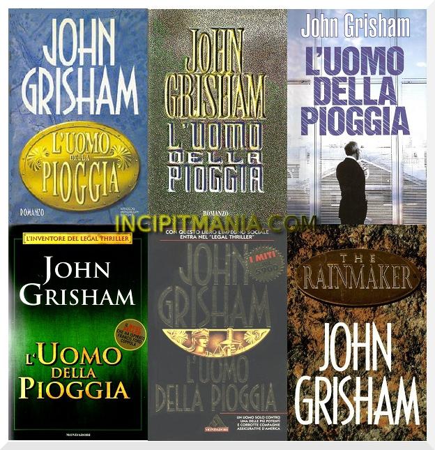 L'uomo della pioggia di John Grisham