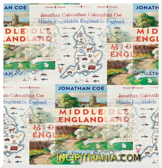 Coppertine di Middle England di Jonathan Coe