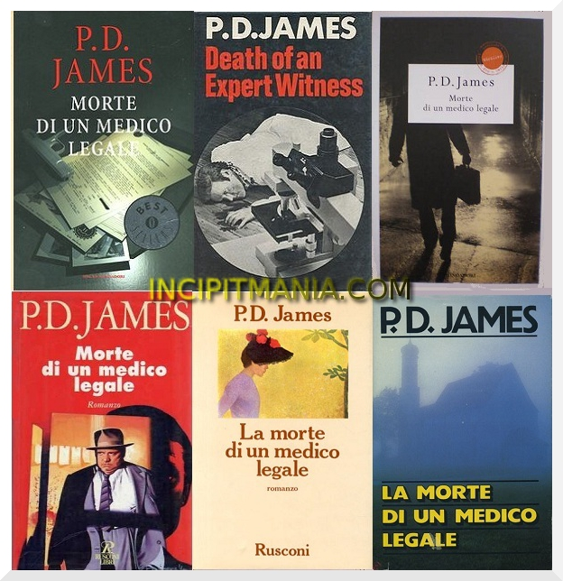 Morte di un medico legale di P.D. James