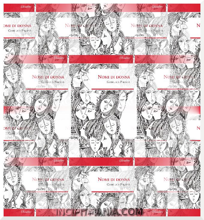 Copertine di Nomi di donna di Gianluca Pirozzi