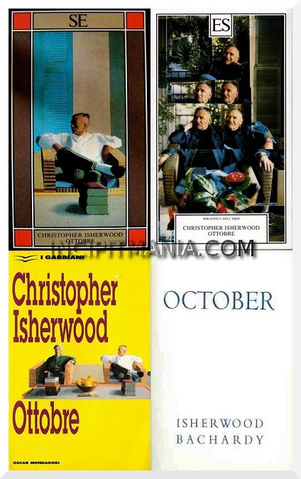 Ottobre di Christopher Isherwood