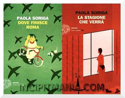 Bibliografia Paola Soriga