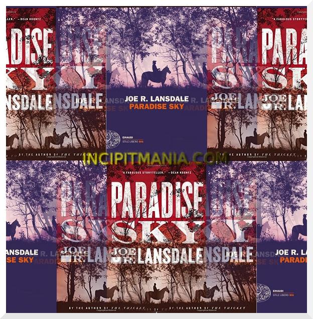 Paradise sky di Joe R. Lansdale