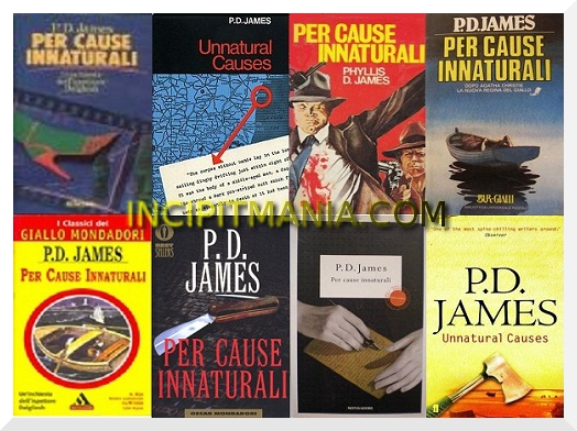 Per cause innaturali di P.D. James