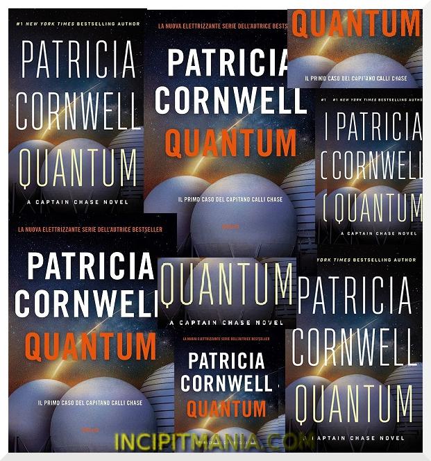 Copertine di Quantum di Patricia Corwell