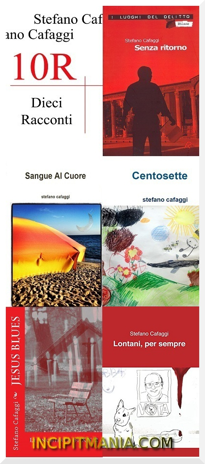Bibliografia di Stefano Cafaggi
