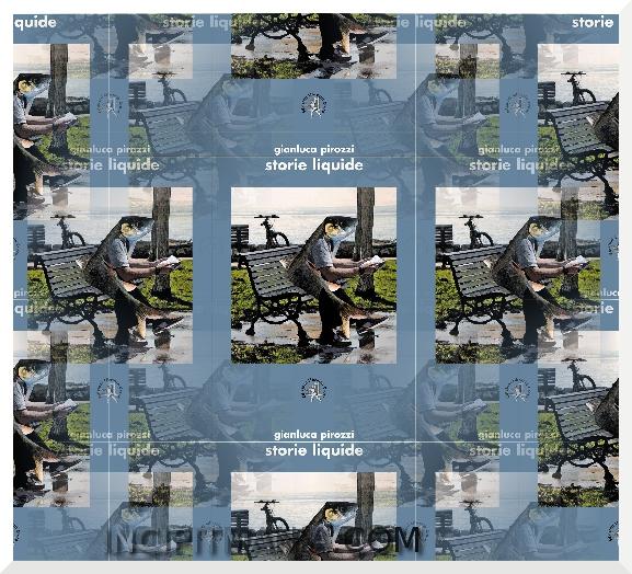 Copertine di Storie liquide di Gianluca Pirozzi