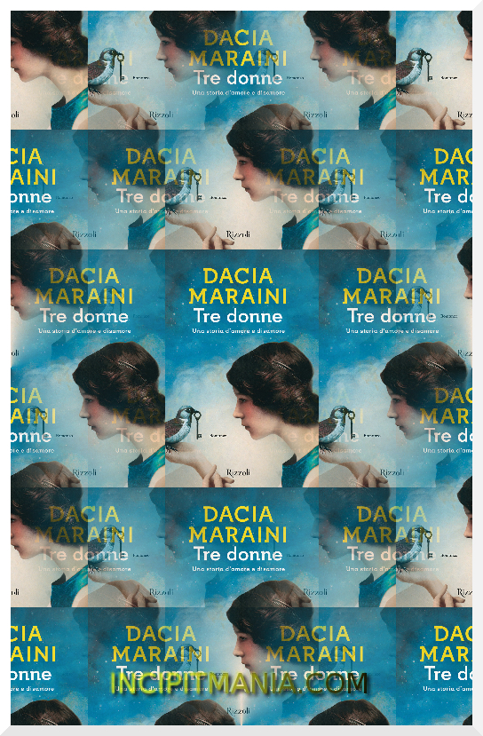 Copertina di Tre donne di Dacia Maraini