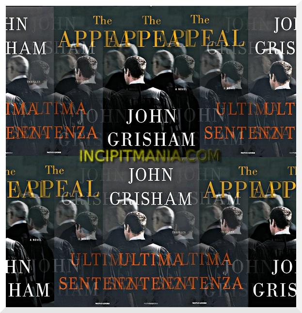 Copertine di Ultima sentenza di John Grisham