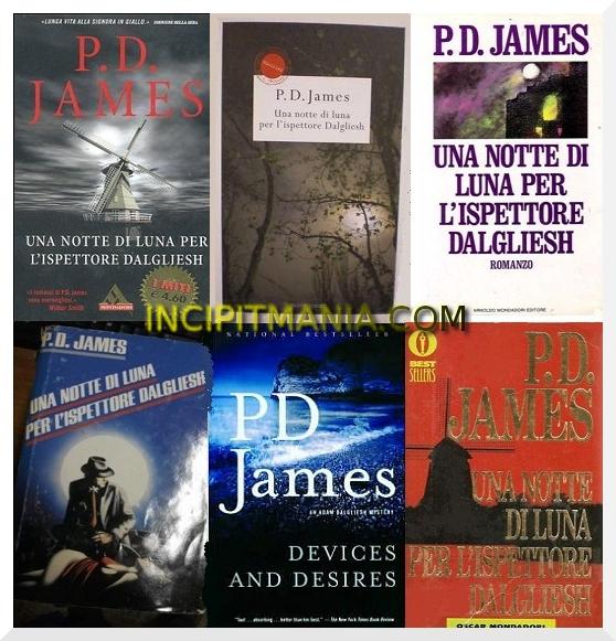 Una notte di luna per l'ispettore Dalgliesh di P.D. James