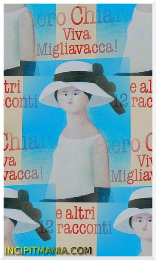 Copertina di Viva Migliavacca di Piero Chiara
