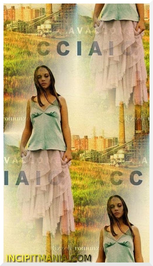 Copertina di Acciaio di Silvia Avallone