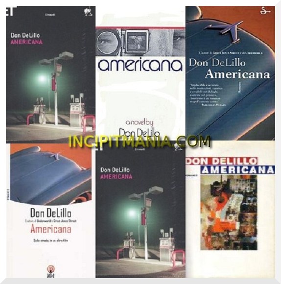 Americana di Don DeLillo