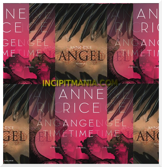 Copertine di Angel di Anne Rice