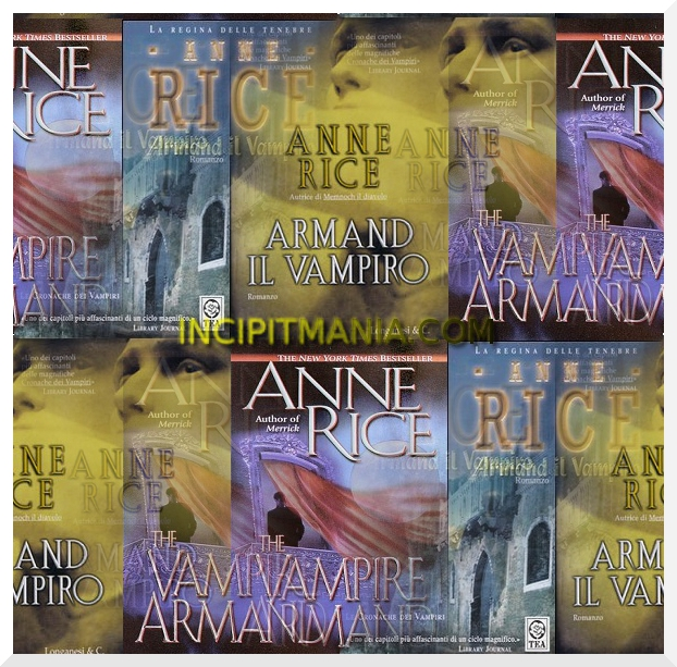 Armand il vampiro - Anne Rice