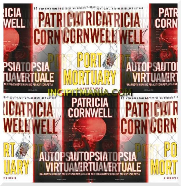 Copertine di Autopsia virtuale di Patricia Cornwell